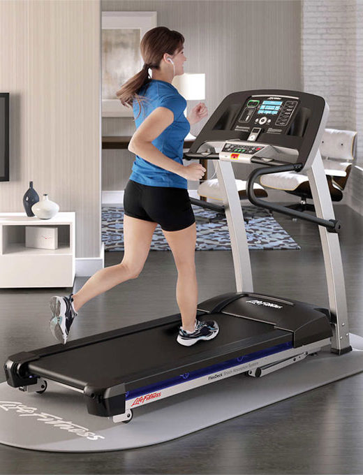 Life Fitness – F1 Treadmill