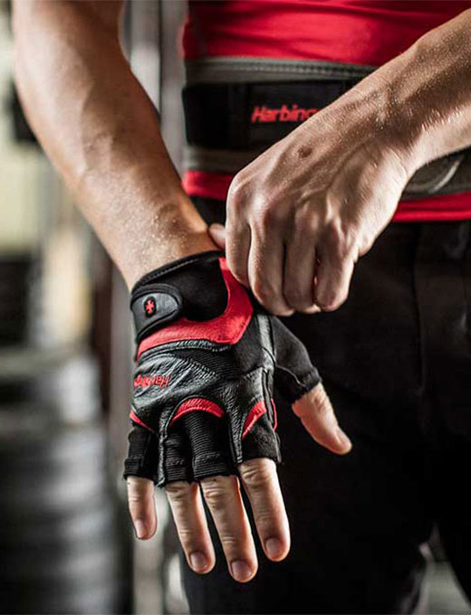 Harbinger-Men-FlexFit-Gloves-3