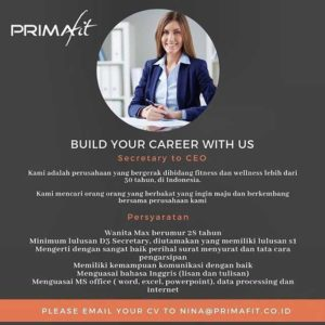 build your career with us