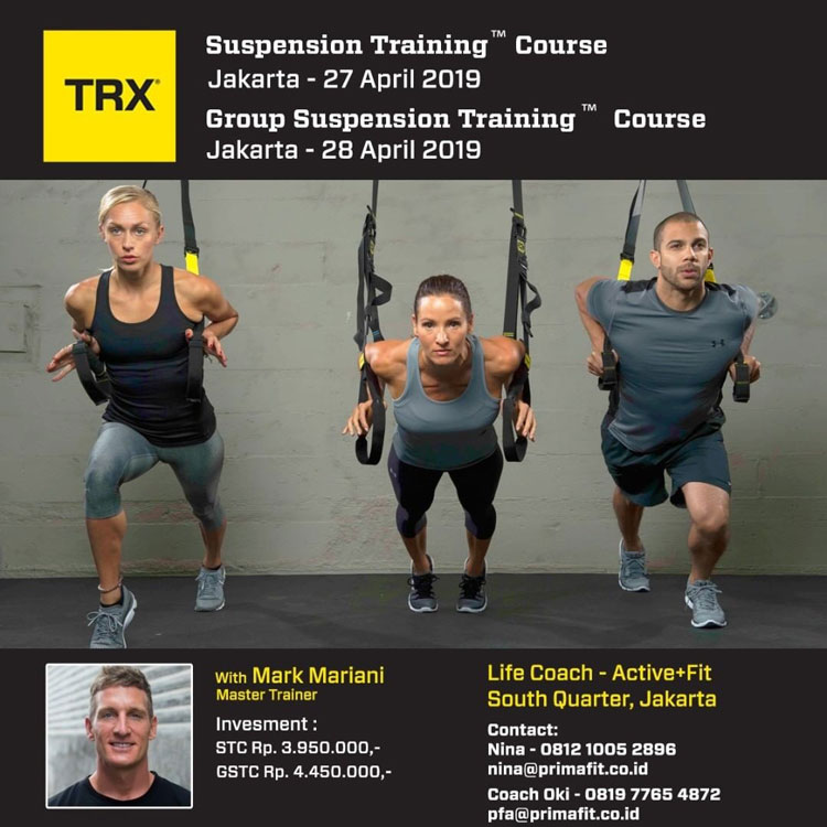 Suspension Training Course