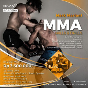 mark mariani MMA skill and drills